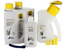 Absaug- und Speibeckendesinfektion (Hygiene / Arbeitsschutz)