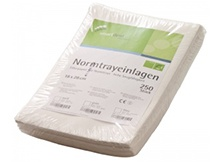 Traypapier / Schwebetischauflagen (Einwegartikel)