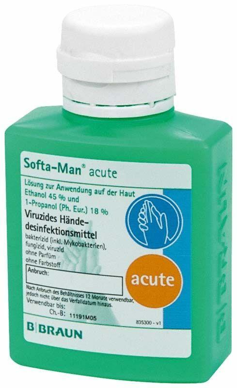 Bode Sterillium Handedesinfektionsmittel 1000 Ml Flasche