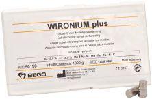 WIRONIUM® plus Kobalt-Chrom Modellgusslegierung (BEGO Bremer Goldschlägerei)