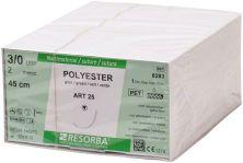 RESORBA® Polyester ART25 USP 3/0 (Karl Hammacher)