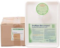 DryWipes Box compact  (Müller-Omnicron)