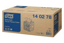 Tork Kosmetiktuch extra weich Würfelbox 100 St. (Essity)