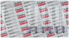 Hedströmfeilen readysteel 16D 25mm Gr. 010 (Dentsply Sirona)