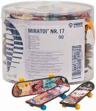 Miratoi® Nr. 17 Fingerskateboards  (Hager & Werken)