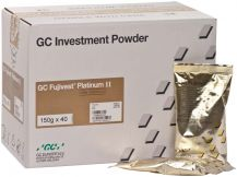 GC Fujivest® Platinum II Pulver 40 x 150g (GC Germany)