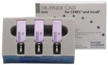 IPS e.max® CAD HT B 40L A3,5 (Ivoclar Vivadent)
