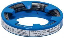 WIPLA®-Draht hart , halbrund 0,65 x 1,3mm (Dentsply Sirona)