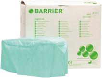 Barrier® OP-Haube Schiffchenform  Elast - Grün (Mölnlycke Healthcare)