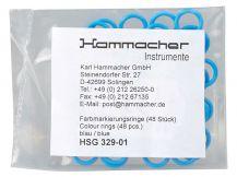 Farbringe blau (Karl Hammacher)