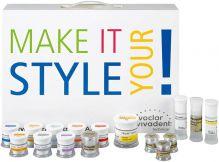 IPS Style® Ceram Intro Kit A2 (Ivoclar Vivadent)