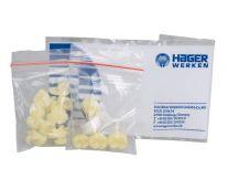 Studienmodell Demo Implant C+B Ersatz-Set  (Hager & Werken)