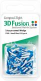 Composi-Tight® 3D Fusion™ Keile blau (Garrison Dental Solution)