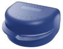 Zahnspangenbox dunkelblau (Omnident)