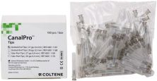 CanalPro™ Slotted-End Tips 27ga (Coltene Whaledent)