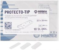 Protecto-Tip 2,5 x 28mm (Hager & Werken)