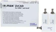 IPS e.max® ZirCAD CEREC/inLab LT B45 A1 (Ivoclar Vivadent)