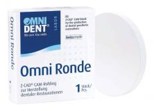 Omni Ronde Z-CAD HTL weiß HD99-10 (Omnident)