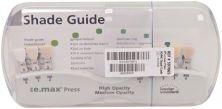 IPS e.max® Press Farbschlüssel HO / MO (Ivoclar Vivadent)
