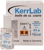 belle de st claire Hardener/Spacer farblos (Kerr Hawe SA)