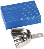 COE® Stahl-Löffel unperforiert - Gesamtbogen #S101 , OK large (GC Germany)
