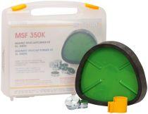 Magnet-Splitcastformer Kit extra groß grün (SAM)