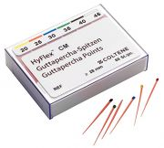 HyFlex™ CM Guttaperchaspitzen .04 Gr. 20 (Coltene Whaledent)
