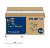 Tork® Advanced Handtuch 25 x 41,4cm weiß (Essity)