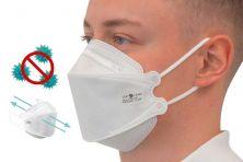 Miramask® FFP2 N95 Masken  (Hager & Werken)