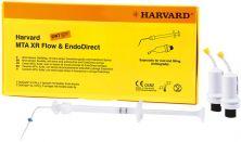 Harvard MTA XR Flow EWT OptiCaps® & EndoDirect Spritze (Harvard)