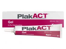 PlakACT™ Gel 0.2% Chlorhexidin 33g (KerrHawe)