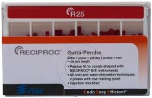 RECIPROC® Guttapercha Gr. R25 rot (VDW)