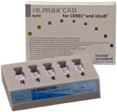IPS e.max® CAD HT I 12 A1 (Ivoclar Vivadent)