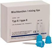 Mischkanülen Typ 6 (Voco)