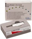 IPS e.max® ZirCAD B55 MO 0 (Ivoclar Vivadent)