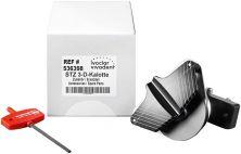 3-D Zahnaufstellkalotte für Stratos® (Ivoclar Vivadent)