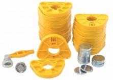 Magnet-Splitcastformer Kombi Kit  (SAM)