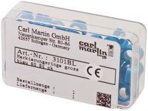 Markierungsringe Maxi Ø 5mm blau (Carl Martin)