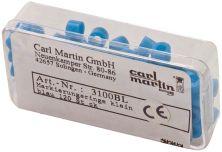 Markierungsringe Mini Ø 3mm blau (Carl Martin)