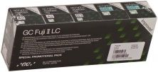 Fuji II LC Improved 3-2 Pack Liquid + Pulver (GC Germany)