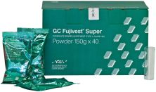 GC Fujivest® Super Pulver 40 x 150g (GC Germany)
