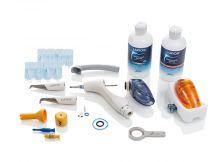 MyLunos Pulver-Wasserstrahl-Handstück Set Pro Anschluss KaVo Turbinenkupplung MULTIflex Lux (Dürr Dental)