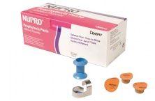 Nupro Prophylaxepaste ohne Fluorid Single Unit Dose Orange fein (Dentsply Sirona)