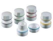 Kappenglas Simplex-Opalglas sortiert (Alfred Becht)