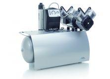 Quattro Tandem Kompressor  400 V, mit 1 Aggregat (Dürr Dental AG)