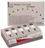 IPS e.max® ZirCAD C15 MO 0 5er (Ivoclar Vivadent)