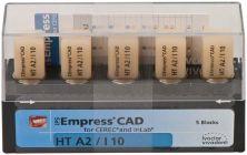 IPS Empress CAD HT I10 A2 (Ivoclar Vivadent)
