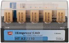 IPS Empress CAD HT I10 A3 (Ivoclar Vivadent)