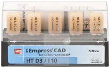 IPS Empress CAD HT I10 D3 (Ivoclar Vivadent)
