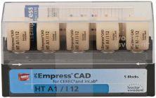 IPS Empress CAD HT I12 A1 (Ivoclar Vivadent)